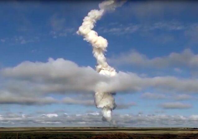الصاروخ الجديد من المنظومة المضادة للصواريخ هو صاروخ محدث بدلا من الصواريخ الموجودة حاليا في المناوبة القتالية