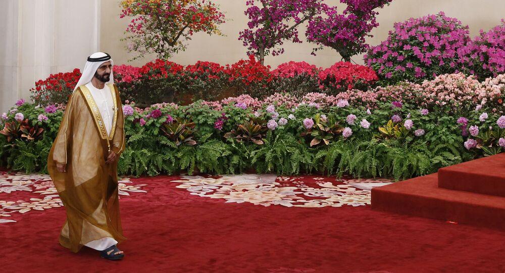 محمد بن راشد آل مكتوم، نائب رئيس دولة الإمارات العربية المتحدة ورئيس مجلس الوزراء بدولة الإمارات العربية المتحدة وحاكم إمارة دبي، 2019