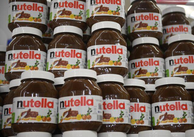 شوكولاتة نوتيلا