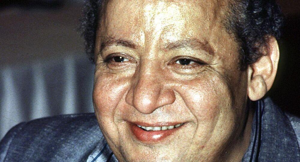 الفنان المصري جورج سيدهم
