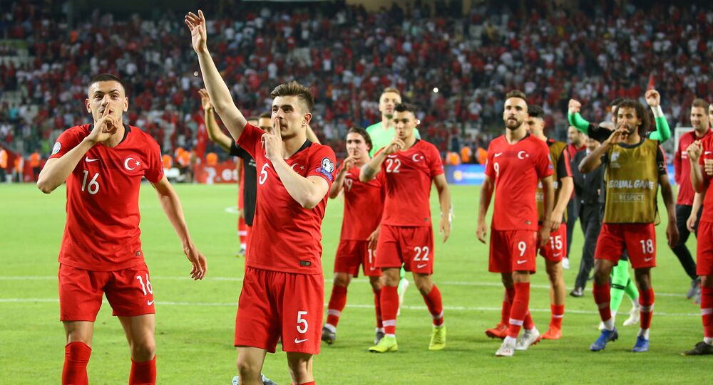 مباراة تركيا وفرنسا في تصفيات أمم أوروبا 2020