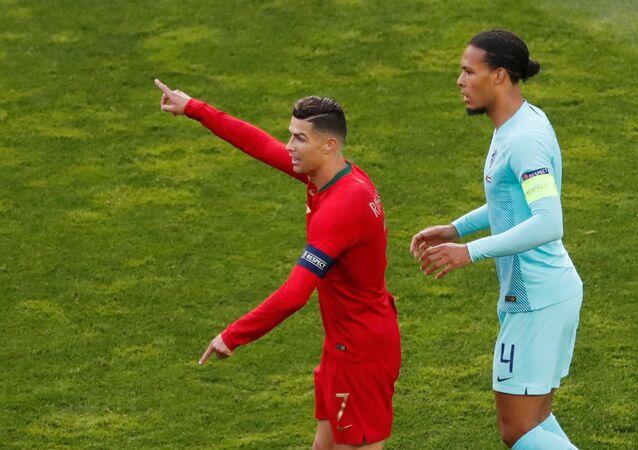 مباراة هولندا والبرتغال