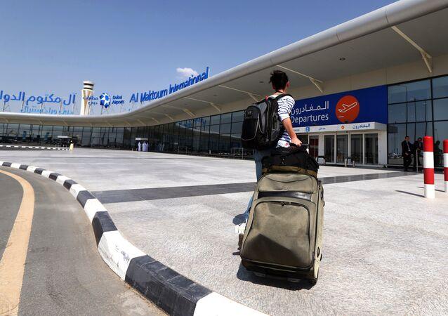 مطار آل مكتوم الدولي في دبي، الإمارات