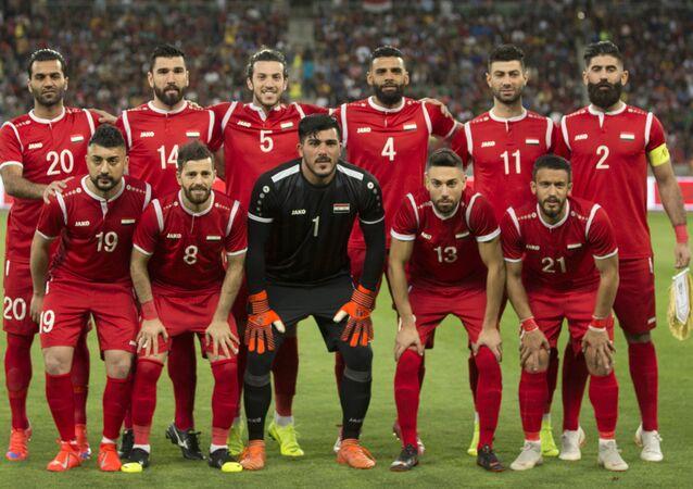 منتخب سوريا