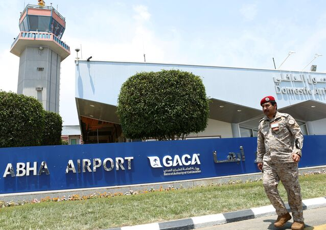 مطار أبها الدولي في السعودية