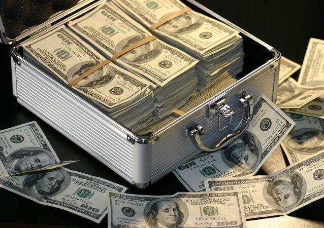 أوراق نقدية أمريكية