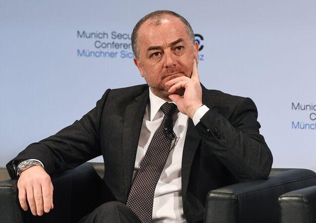 وزير الدفاع اللبناني إلياس بوصعب