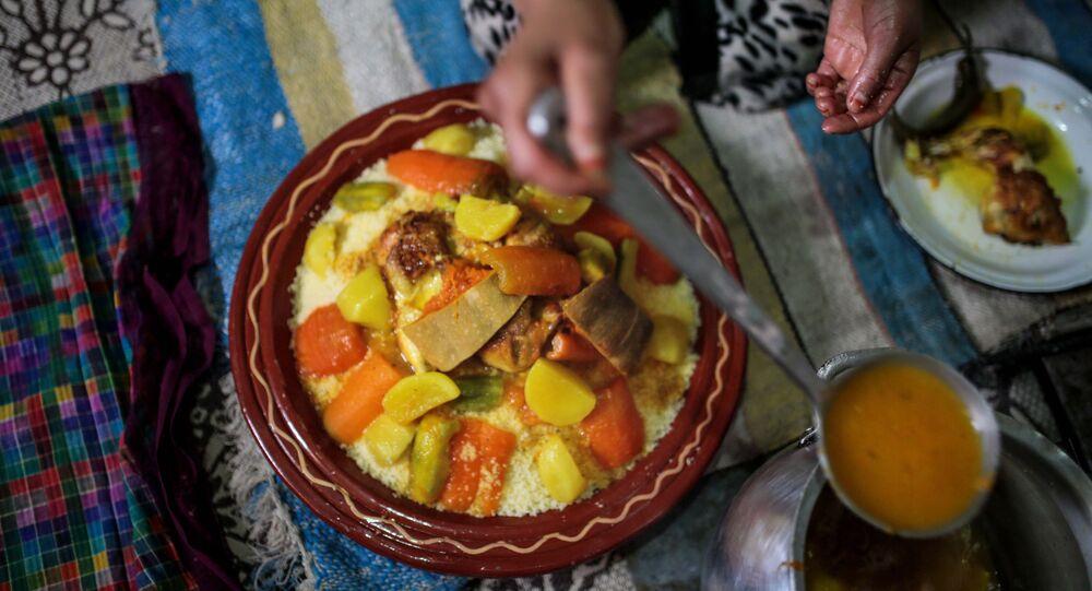 مأكولات تطبخها الجماعات الأمازيغية
