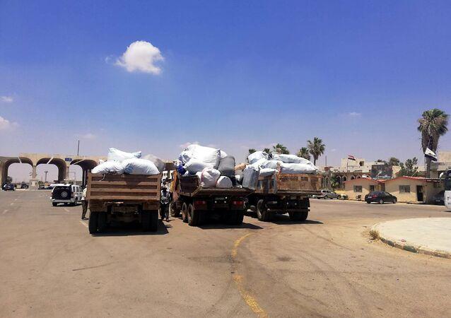 رئيس هجرة نصيب: نحو 22 ألف سوري عادوا من مخيمات الأردن حتى الآن