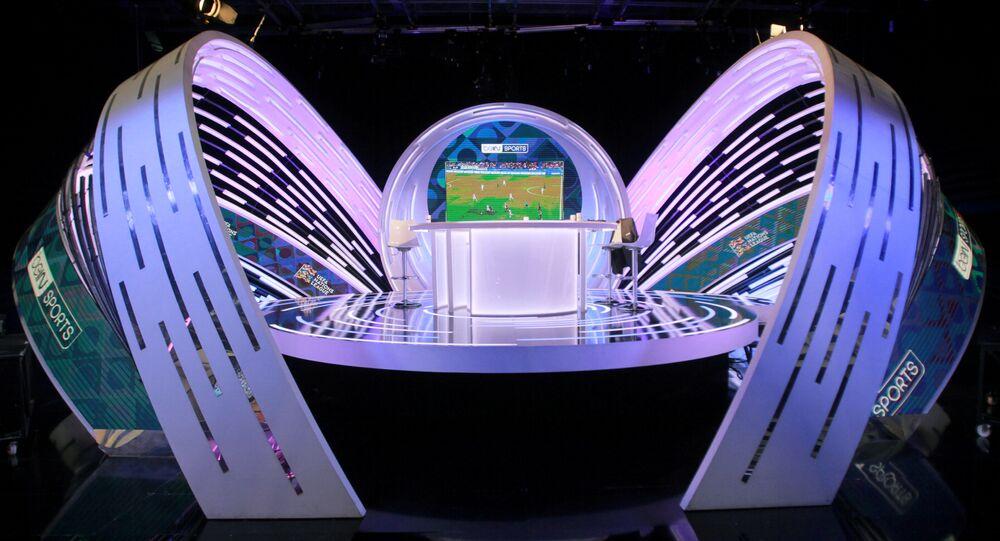 استوديو بي إن سبورت لتغطية أخبار مونديال قطر 2022