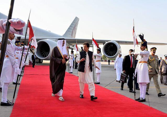 بيان أوجه التآزر في العلاقات الباكستانية-القطرية