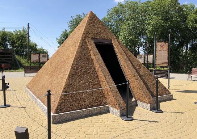 متحف الكهرمان في كالينينغراد