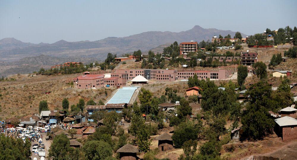 ولاية أمهرة في إثيوبيا