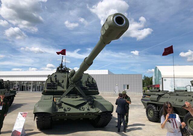 المنتدى العسكري التقني الدوليأرميا 2019