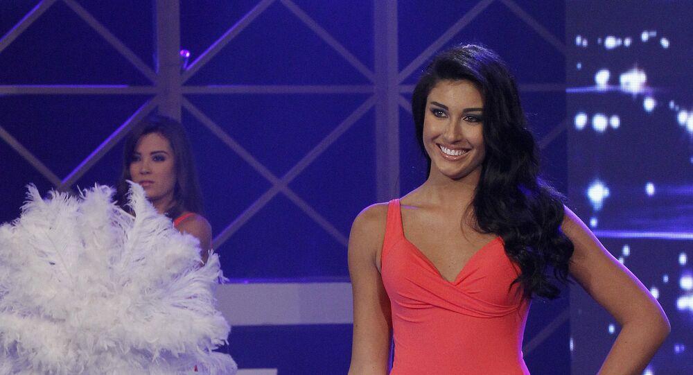 ملكة جمال لبنان لعام 2013 كارن غراوي