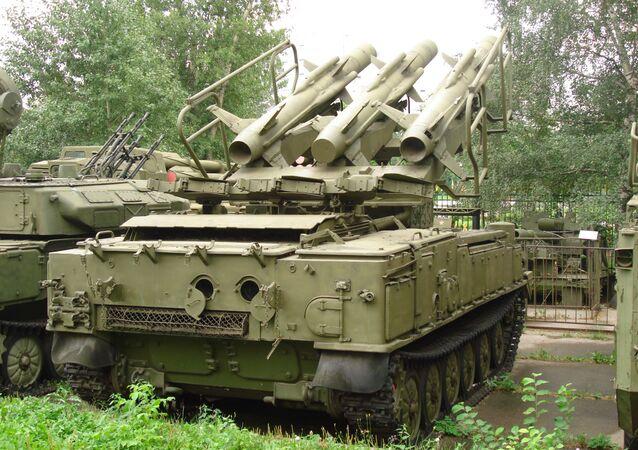 منظومة صواريخ كفادرات (كوب) المضادة للطائرات