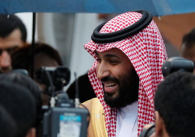 ولي العهد السعودي الأمير محمد بن سلمان يصل أوساكا باليابان