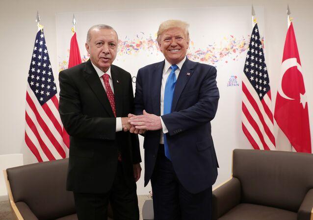 أردوغان وترامب
