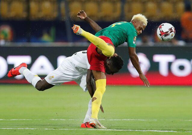 الكاميرون وغانا في أمم أفريقيا 2019