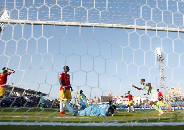 مباراة نيجيريا و مدغشقر