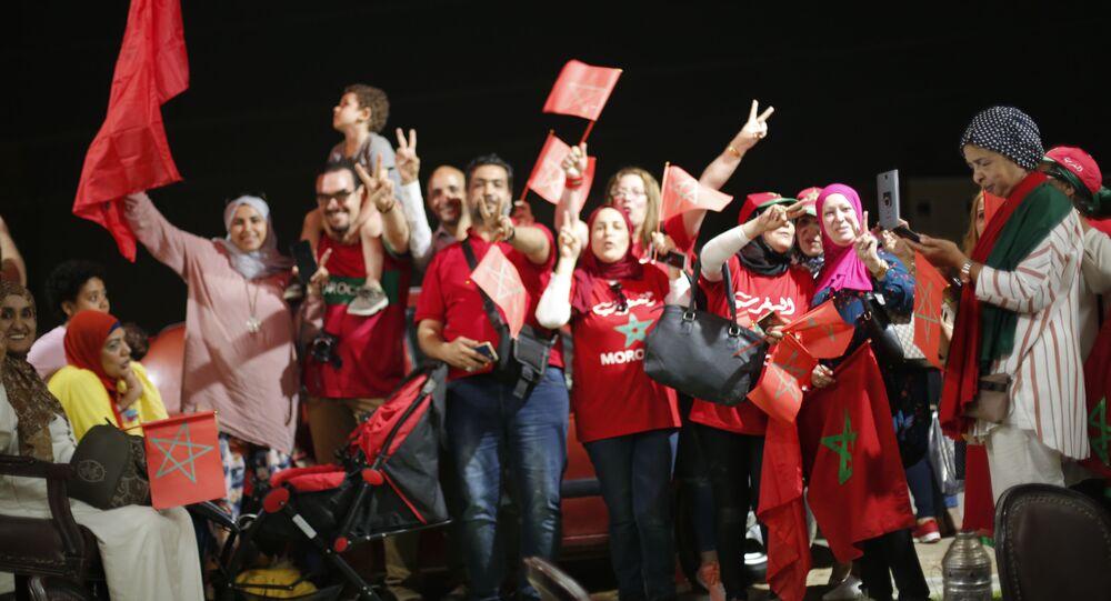 الطائفة المغربية في مصر