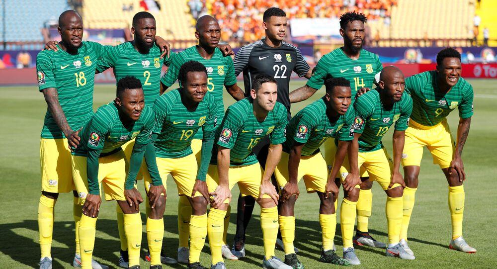 منتخب جنوب أفريقيا