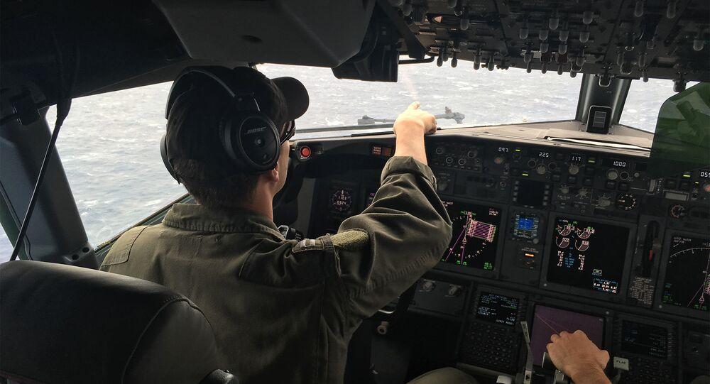 السعودية نيوز | السعودية تصدر بيانا رسميا بشأن اختفاء طيار (صور)