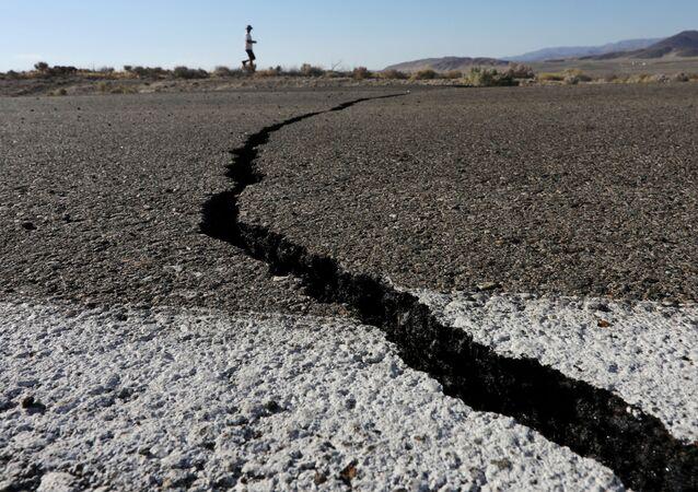 تداعيات أقوى زلزال يضرب جنوب كاليفورنيا، 4 يوليو/ تموز 2019