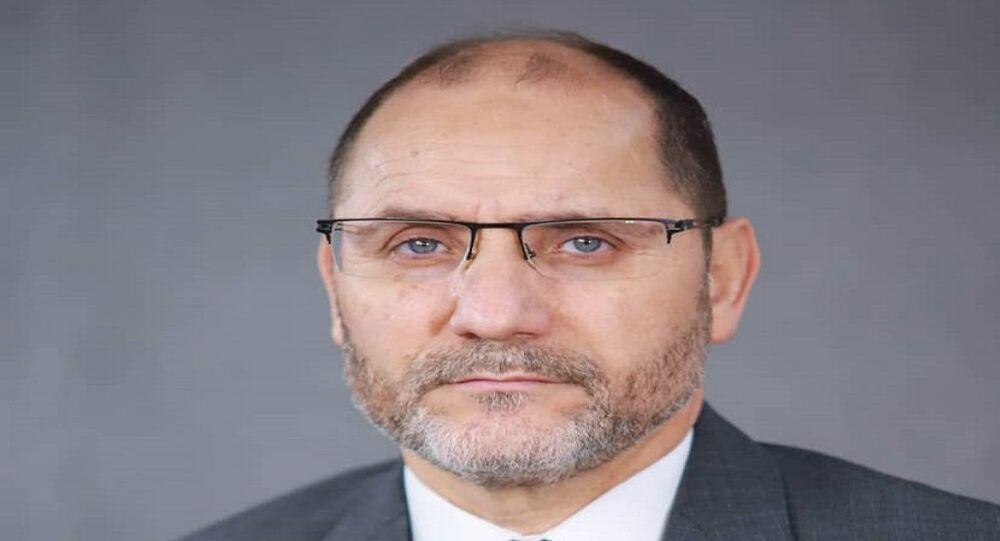 السياسي الجزائري، عبدالرازق المقري