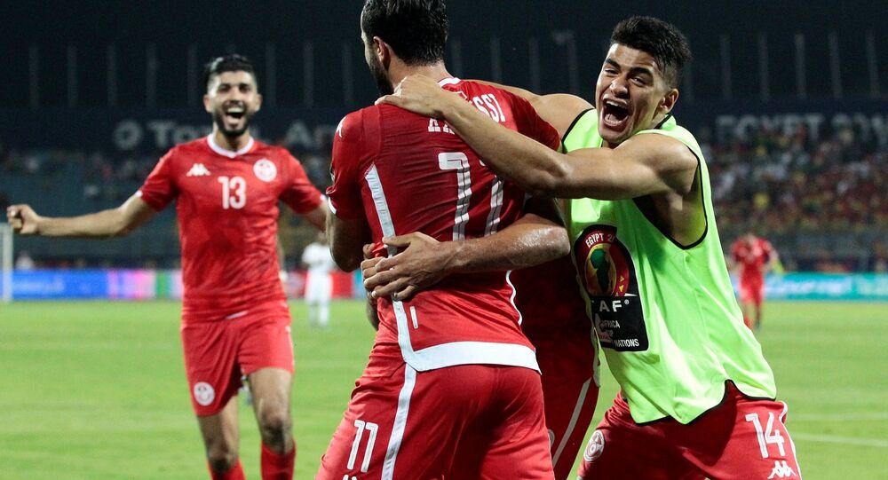 مباراة تونس وغانا