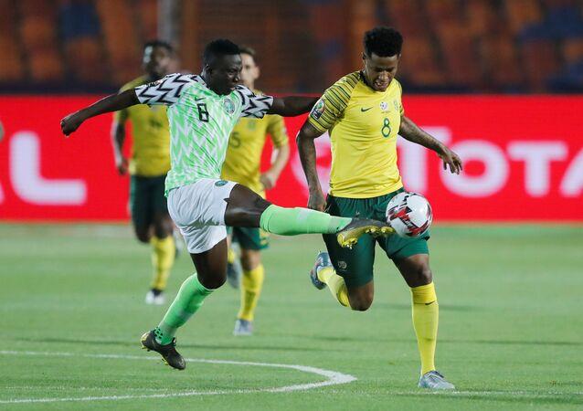 نيجيريا وجنوب أفريقيا