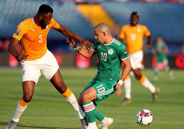 مباراة الجزائر وكوت ديفوار