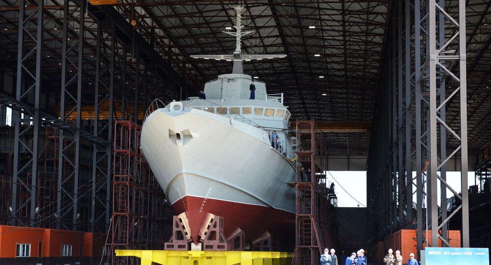 سفينة الصواريخ كاراكورت