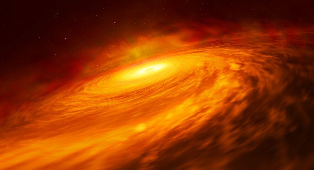 المجرة NGC 3147