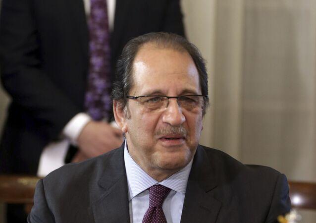 اللواء عباس كامل ، رئيس المخابرات العامة المصرية
