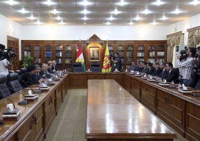 حكومة كردستان