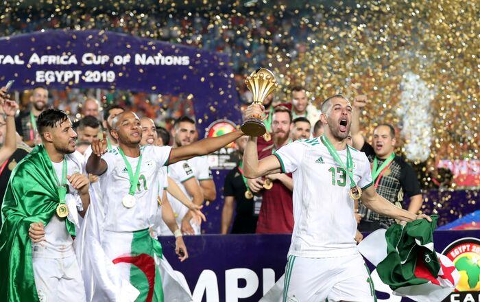 تتويج الجزائر بكأس أمم أفريقيا 2019