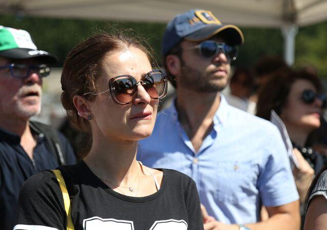 الممثلة السورية سوسن أرشيد