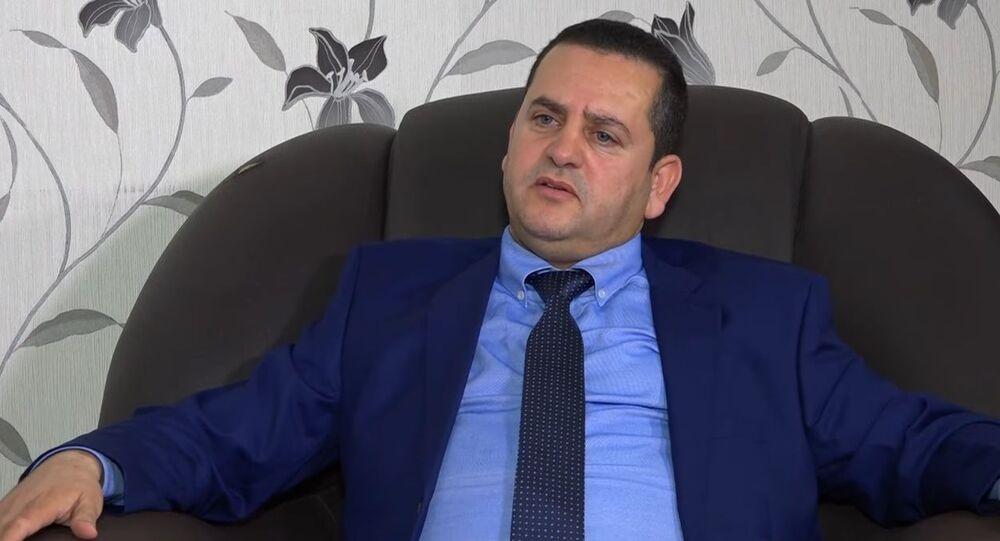 وزير الخارجية الليبي عبد الهادي الحويج