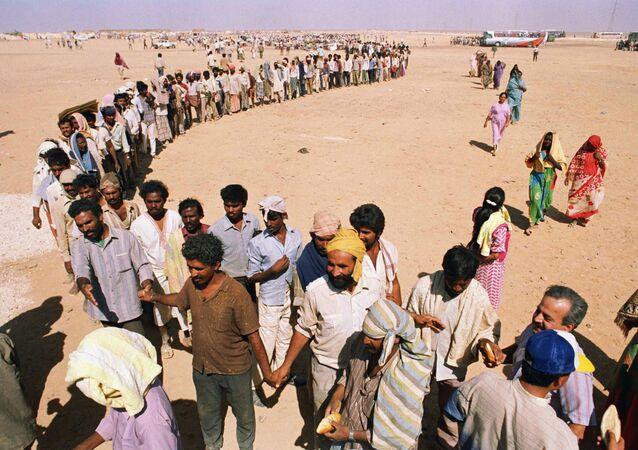 لاجئون كويتيون في الأردن، 3 سبتمبر/أيلول 1990، غزو العراق للكويت
