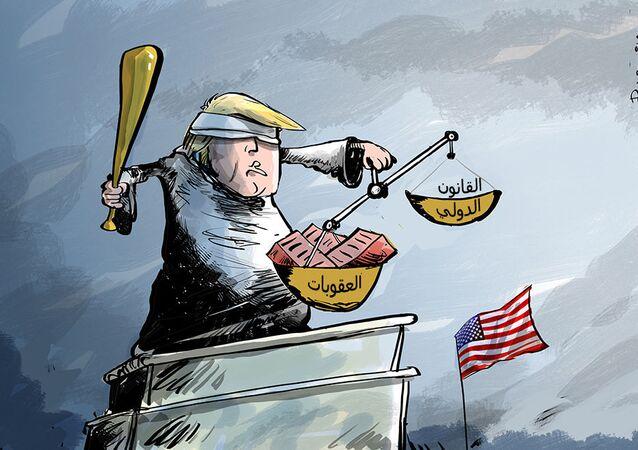 ترامب يجمد الأصول الفنزويلية في الولايات المتحدة