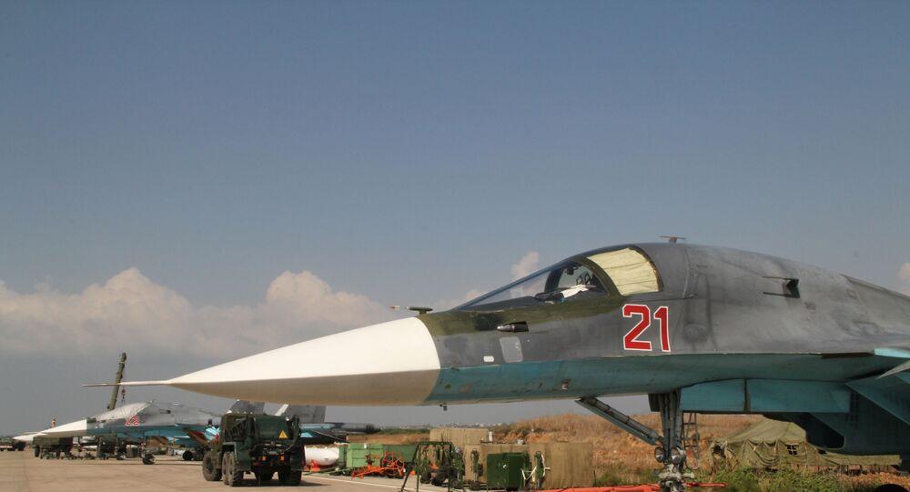 قاعدة حميميم الروسية