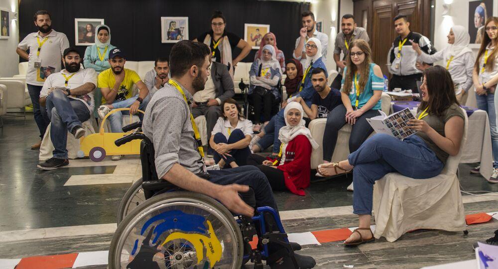 عشرة تجربة حياتية لدمج ذوي الإعاقة داخل المجتمع السوري