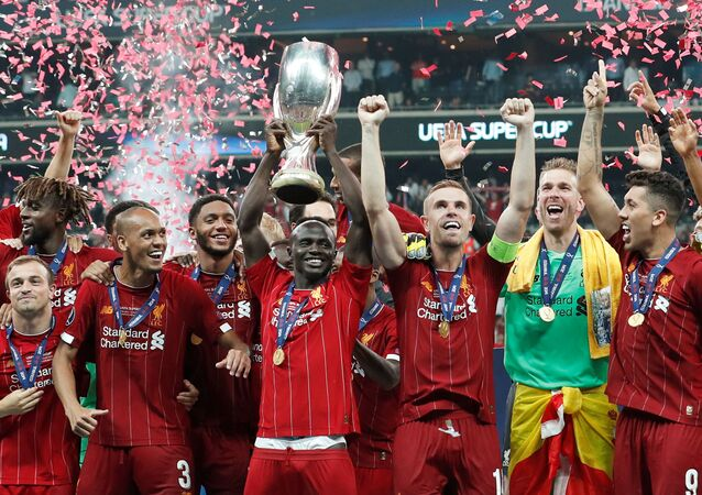 ليفربول بطل كأس السوبر الأوروبية 2019