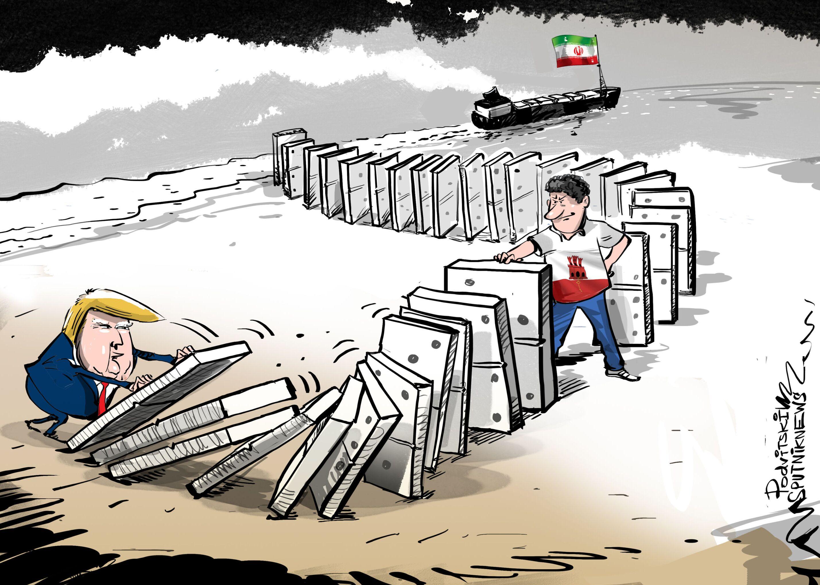 حكومة جبل طارق ترفض طلبا أمريكيا بمصادرة الناقلة الإيرانية