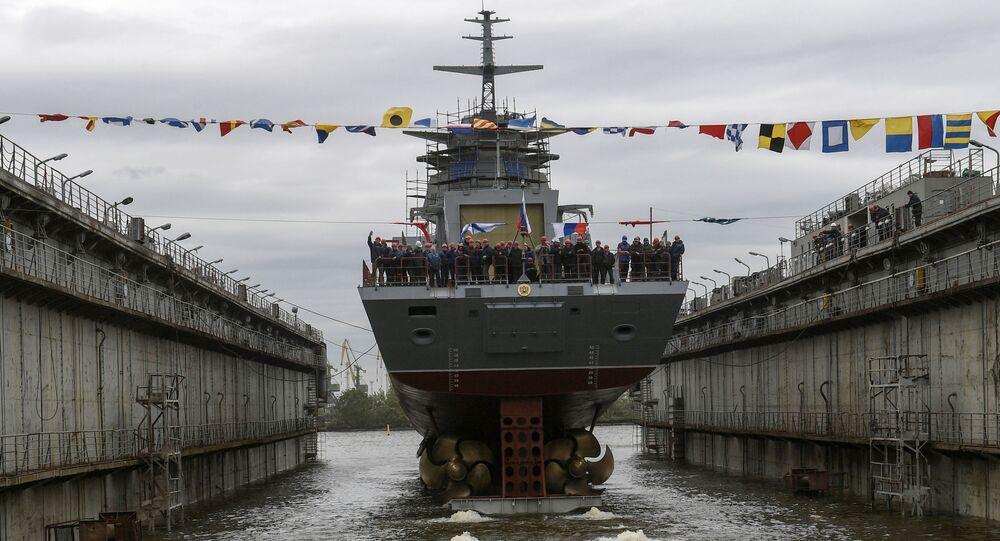 سفينة غريمياشي