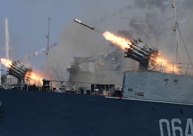 السفينة الصاروخية سميرتش