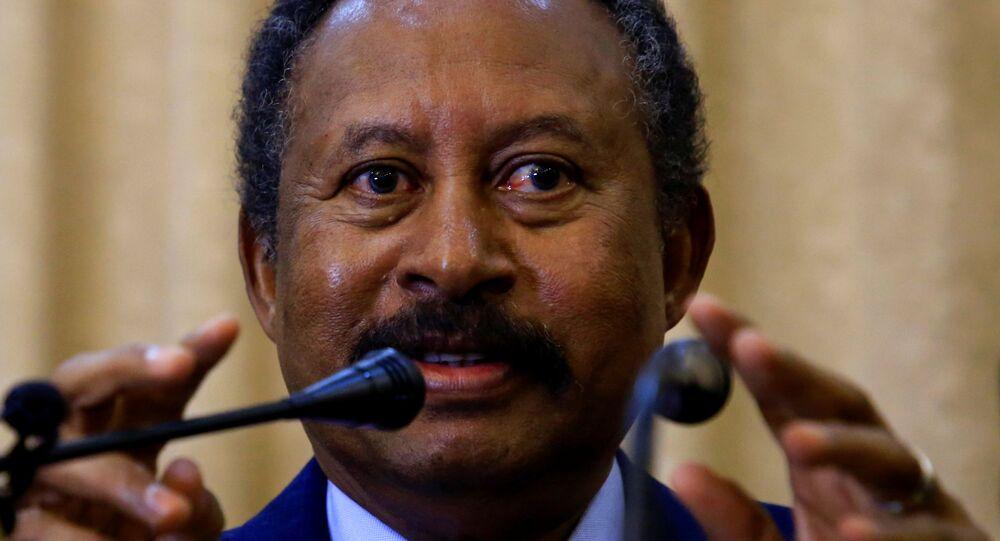 رئيس وزراء السودان الجديد عبد الله حمدوك