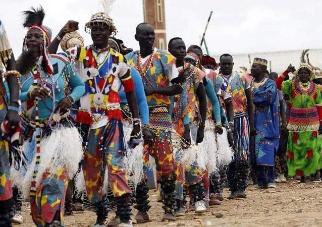 احتفالات الأمم المتحدة في السودان بمناسبة اليوم العالمي للشعوب الأصيلة