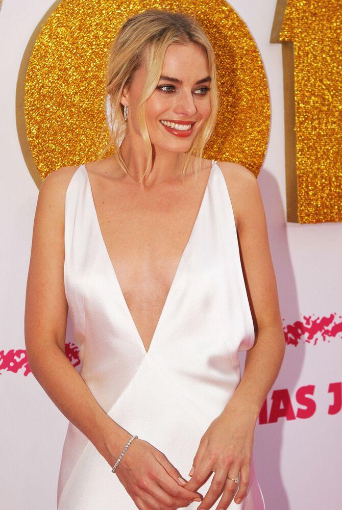 الممثلة مارغو روبي جاءت في المركز الثامن، والتي بلغت ثروتها 23.5 مليون دولار في عام 2019